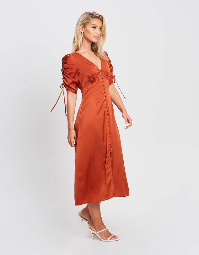 Women Kacey Midi Dress