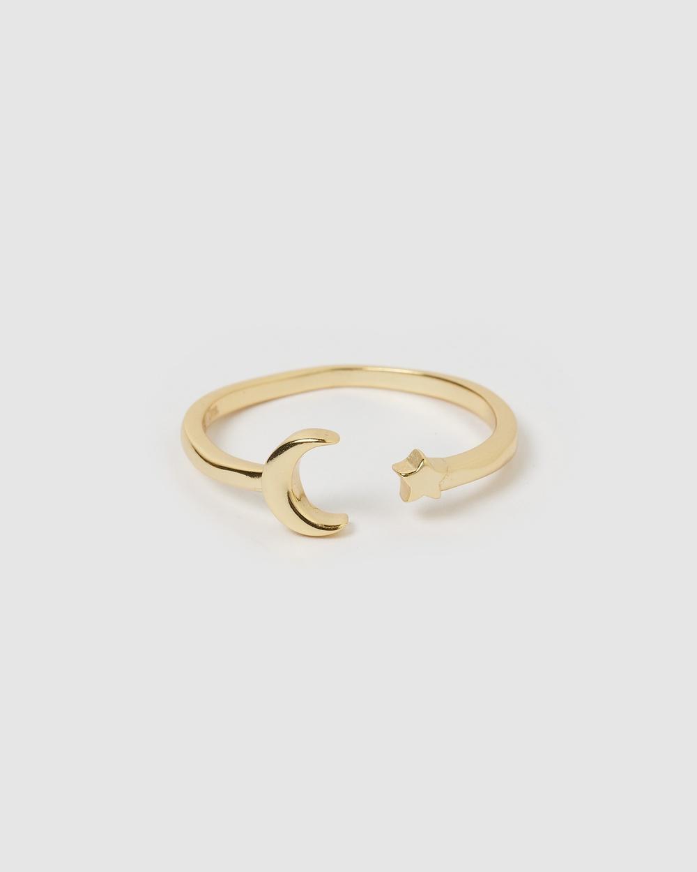 Izoa Turkey Ring Jewellery Gold