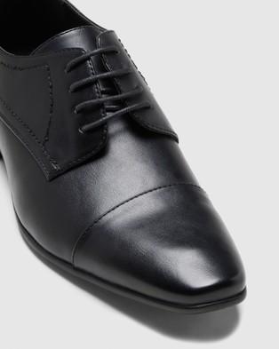 JM Ormond - Dress Shoes (Black)