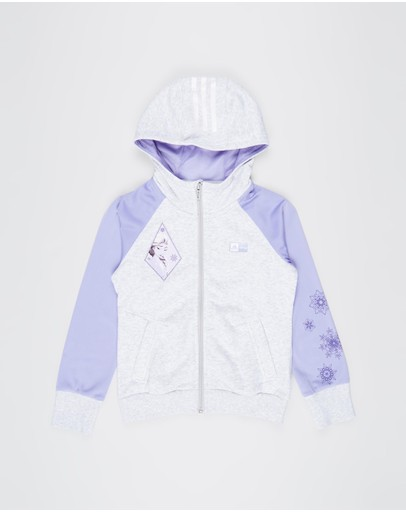 adidas Performance - Frozen 2 Cover-Up Hoodie - Kids