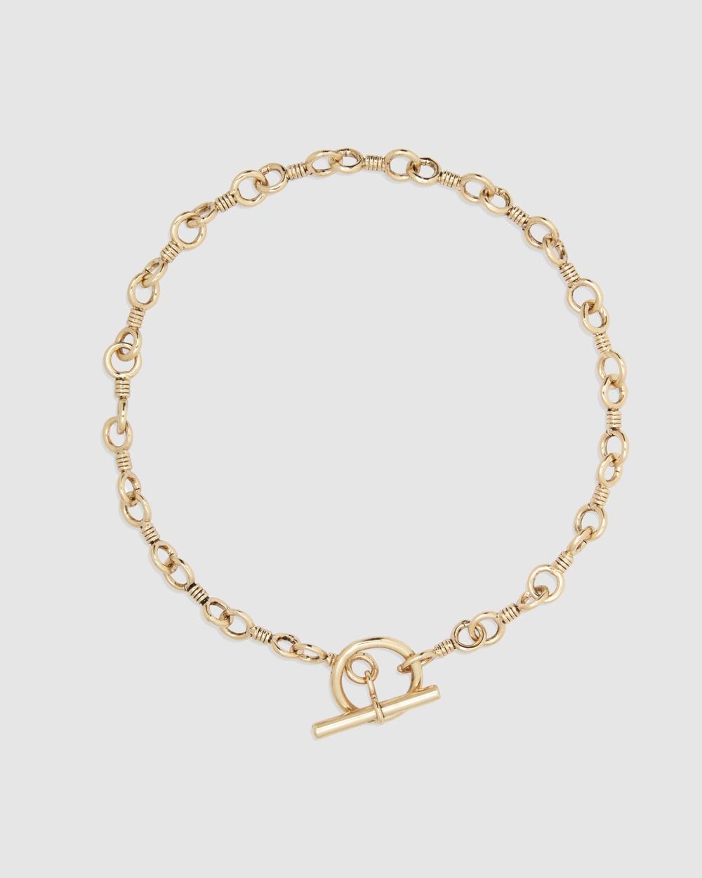 Kitte Magik Necklace Jewellery Gold
