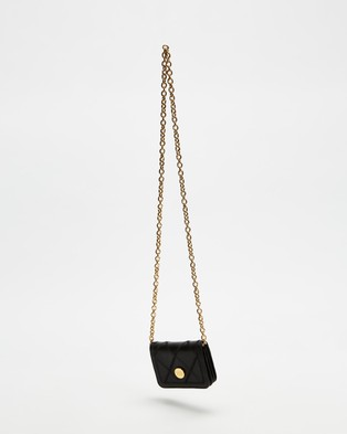See By Chlo?? - Roby Mini Cross Body Bag - Bags (Black) Roby Mini Cross-Body Bag