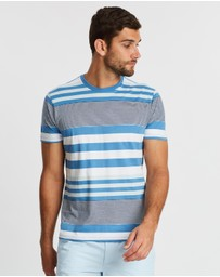 Ben Sherman - Stripe Tee
