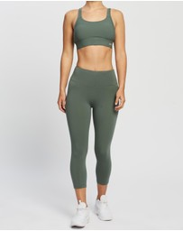 Lorna Jane - Compress & Compact Sports Bra