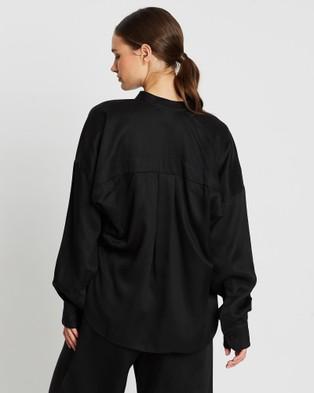 BONDI BORN Universal Shirt - Tops (Black)