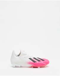 adidas Performance - X 19.3 Firm Ground Boots - Kids