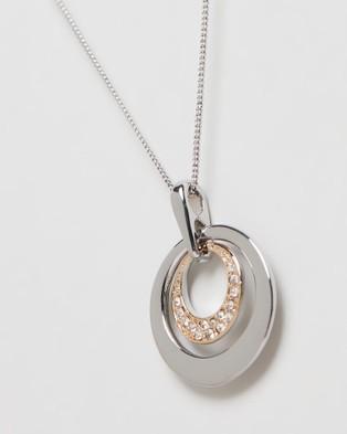 Mestige Reign Necklace with Swarovski?« Crystals - Jewellery (Silver)