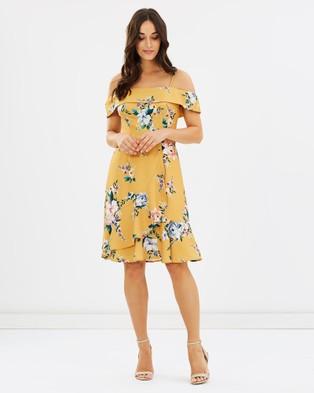 Review – Havana Dreams Dress – Printed Dresses Multi