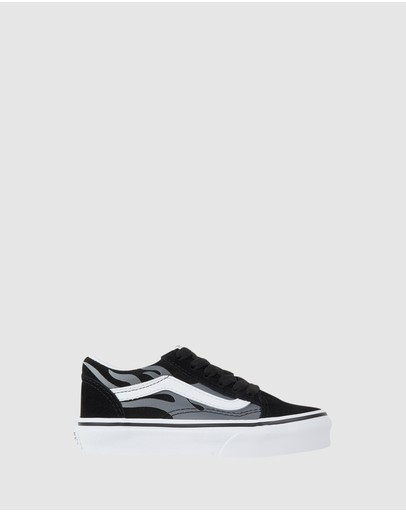 Vans - Old Skool V Flame Youth