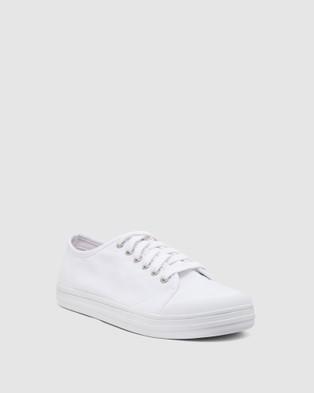 Ravella Ventura - Slip-On Sneakers (WHITE)