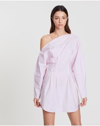 CAMILLA AND MARC - Fuller Off-Shoulder Dress