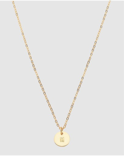 Dear Addison - Kids - Letter M Necklace
