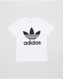 adidas Originals - Trefoil Tee - Teen
