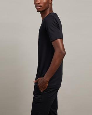 BOSS Tessler Tee - T-Shirts & Singlets (Black)