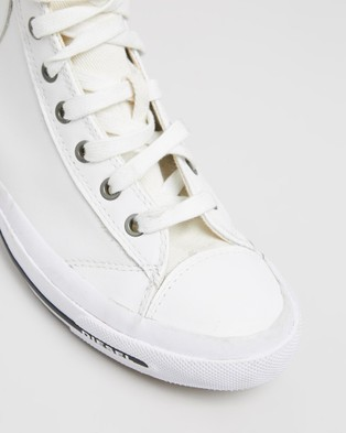 Diesel Exposure IV Sneakers   Women's - Sneakers (White)