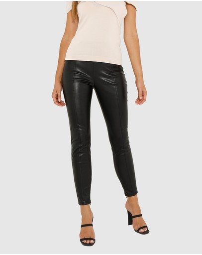 be261f7a02943 Leather Pants | Buy Womens Pants Online Australia- THE ICONIC