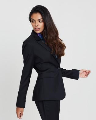 Farage Core Amelie Jacket - Blazers (Black)