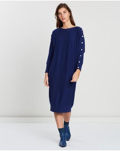7b97ac20087ca Long Sleeve Dresses | Buy Womens Long Sleeve Dresses Online Australia- THE  ICONIC