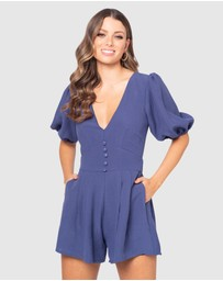 Pilgrim - Gina Playsuit