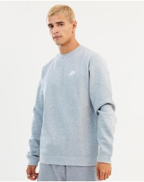 Nike - Crew Fleece Club Sweatshirt
