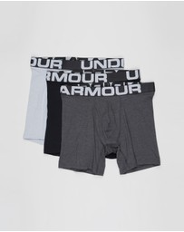 Under Armour - Charged Cotton 3 Pack