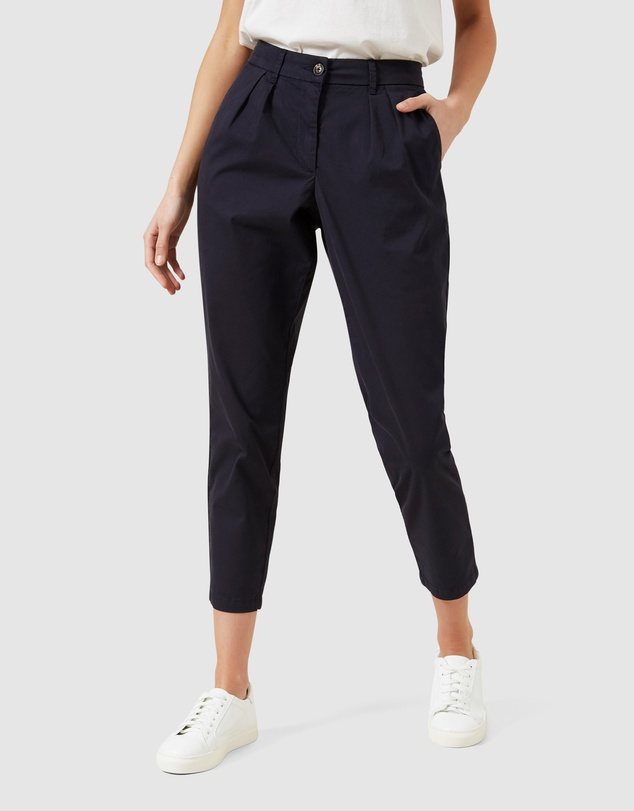 French Connection - Pleat Front Pants
