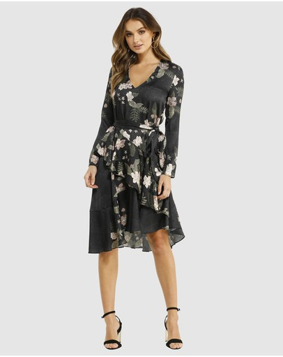 99aeb6efa2db Midi Dresses | Buy Womens Midi Dresses Online Australia- THE ICONIC