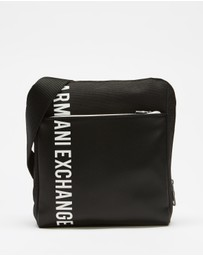 Armani Exchange - Crossbody Messenger Bag