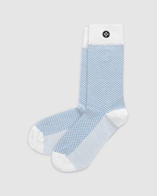Sockdaily Reverse 8 Pack Crew Socks - Underwear & Socks (Multi)