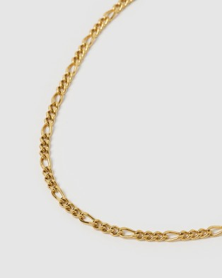 Arms Of Eve Miller Gold Choker Necklace - Jewellery (Gold)