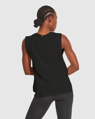 Dharma Bums Intuition Tank - T-Shirts & Singlets (Black)