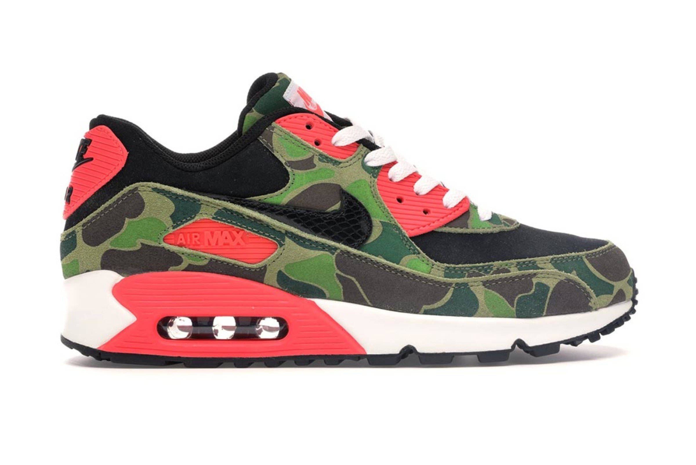 Colourway Corral: Air Max 90 'Infrared' Sneaker Freaker