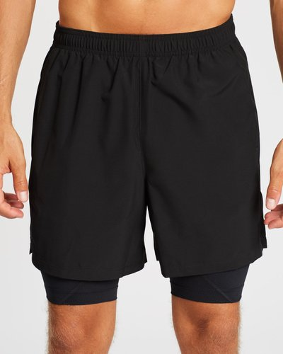 UA RUSH Compression Shorts