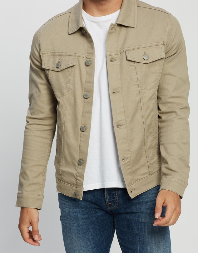 Jack & Jones - Alvin Denim Jacket