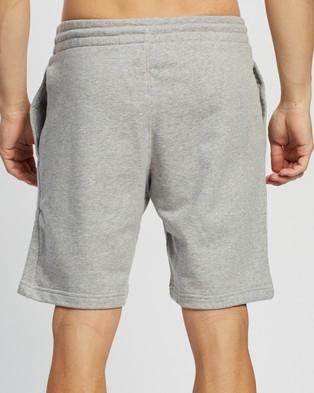 Reebok Performance Reebok Workout Shorts - Shorts (Medium Grey Heather)