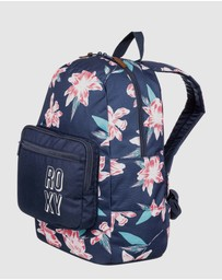 Roxy - Girls Happy At Home 23L Medium Backpack