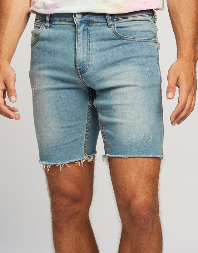 Everloom - Ever Distressed Cut Off Shorts