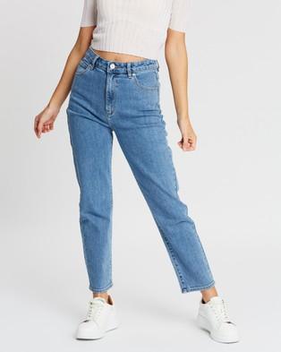 Abrand Petite A 94 High Slim Petite Jeans - Slim (Georgia)