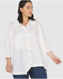 Advocado Plus - Horizons Oversized Shirt