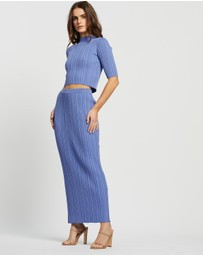Bec + Bridge - Esme Knit Midi Skirt