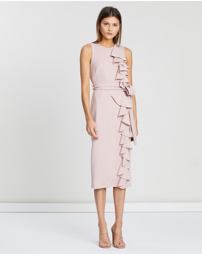 cf244b2d3d1 Pink Dresses | Buy Pink Dresses Online Australia - THE ICONIC