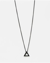Icon Brand - 3 Point Necklace