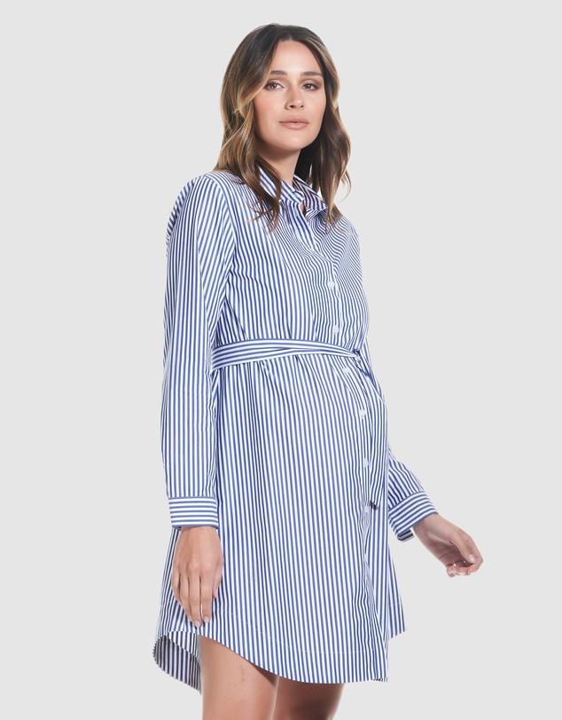 Women Hazel Shirt Dress