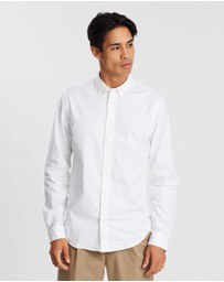 Scotch & Soda - Relaxed Fit Oxford Shirt