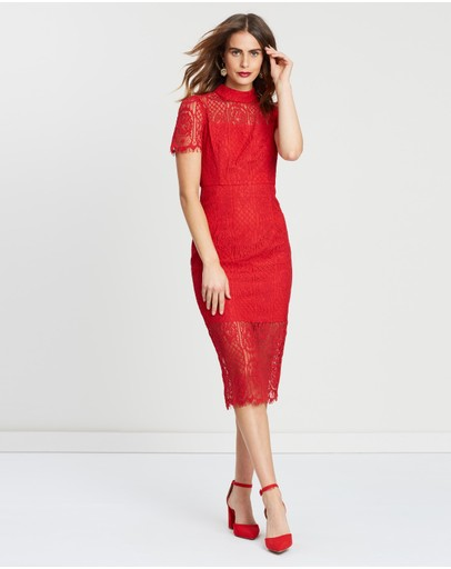 Red Lace Dresses Red Lace Dress Online Buy Womens Red