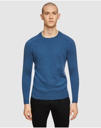 Oxford - Ritchie Crew Neck Lambswool Knit