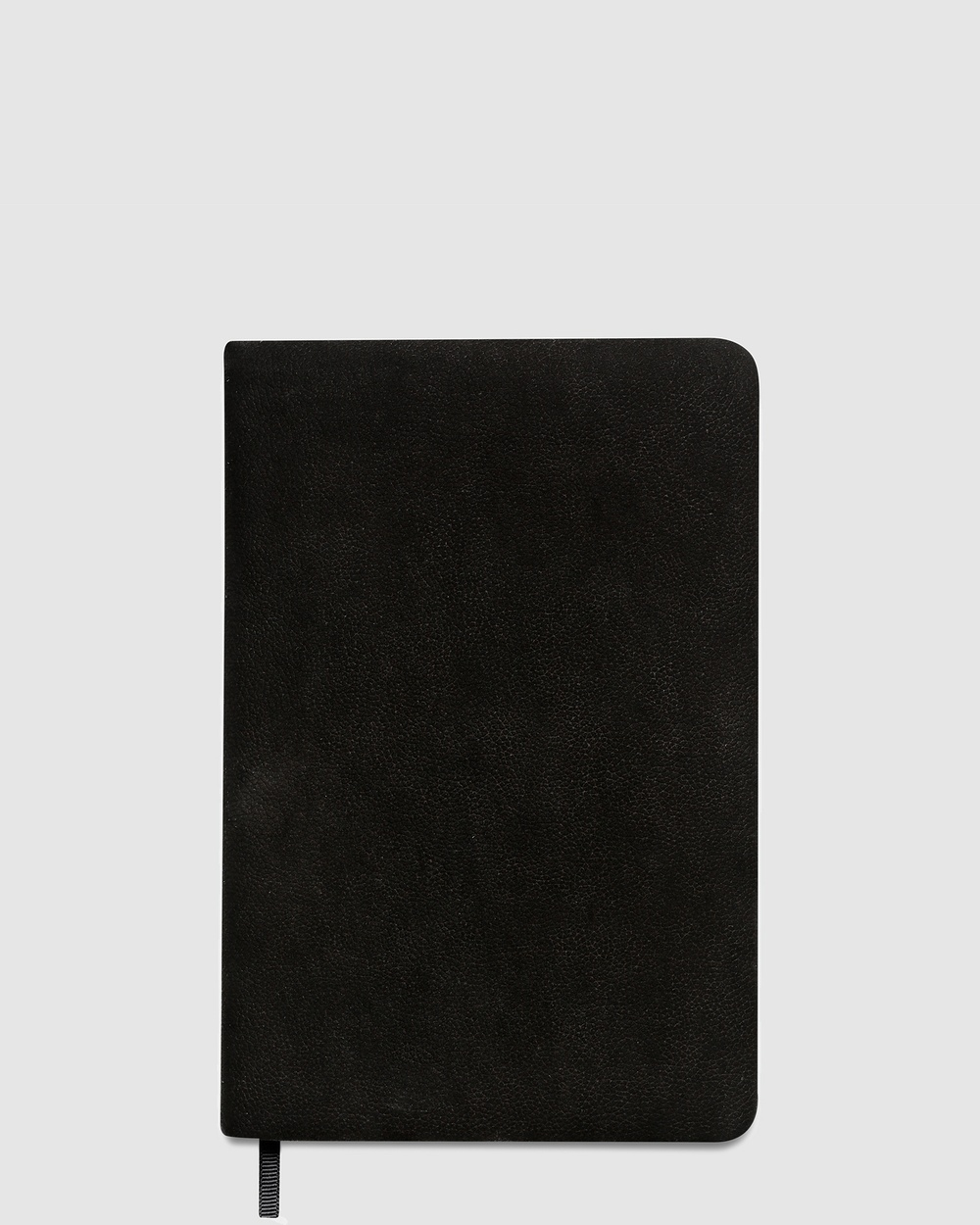 Status Anxiety Past Life Notebook Accessories Black/Blank Pages