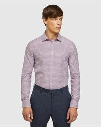 Oxford - Beckton Checked Shirt