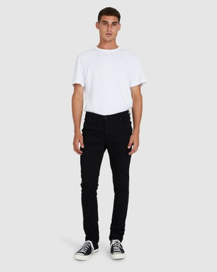Ksubi Van Winkle Jeans Rebel - Jeans (BLACK REBEL)