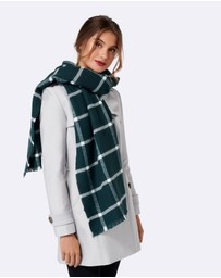 Forever New - Zara Check Scarf